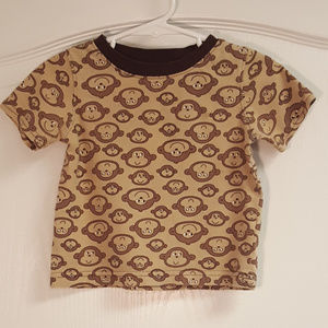 Carter's Monkey T-shirt